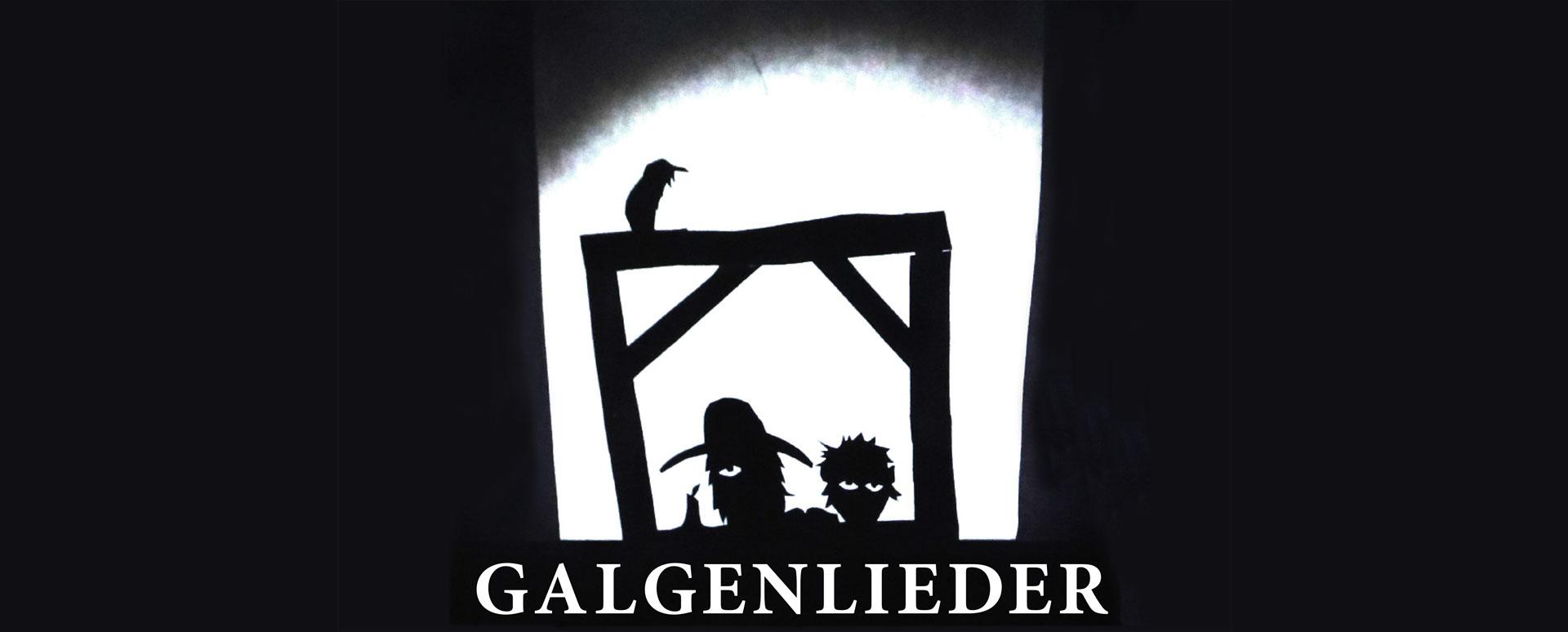 Galgenlieder – Ein Morgensternabend mit Andreas Cincera Kontrabass solo und Rezitation