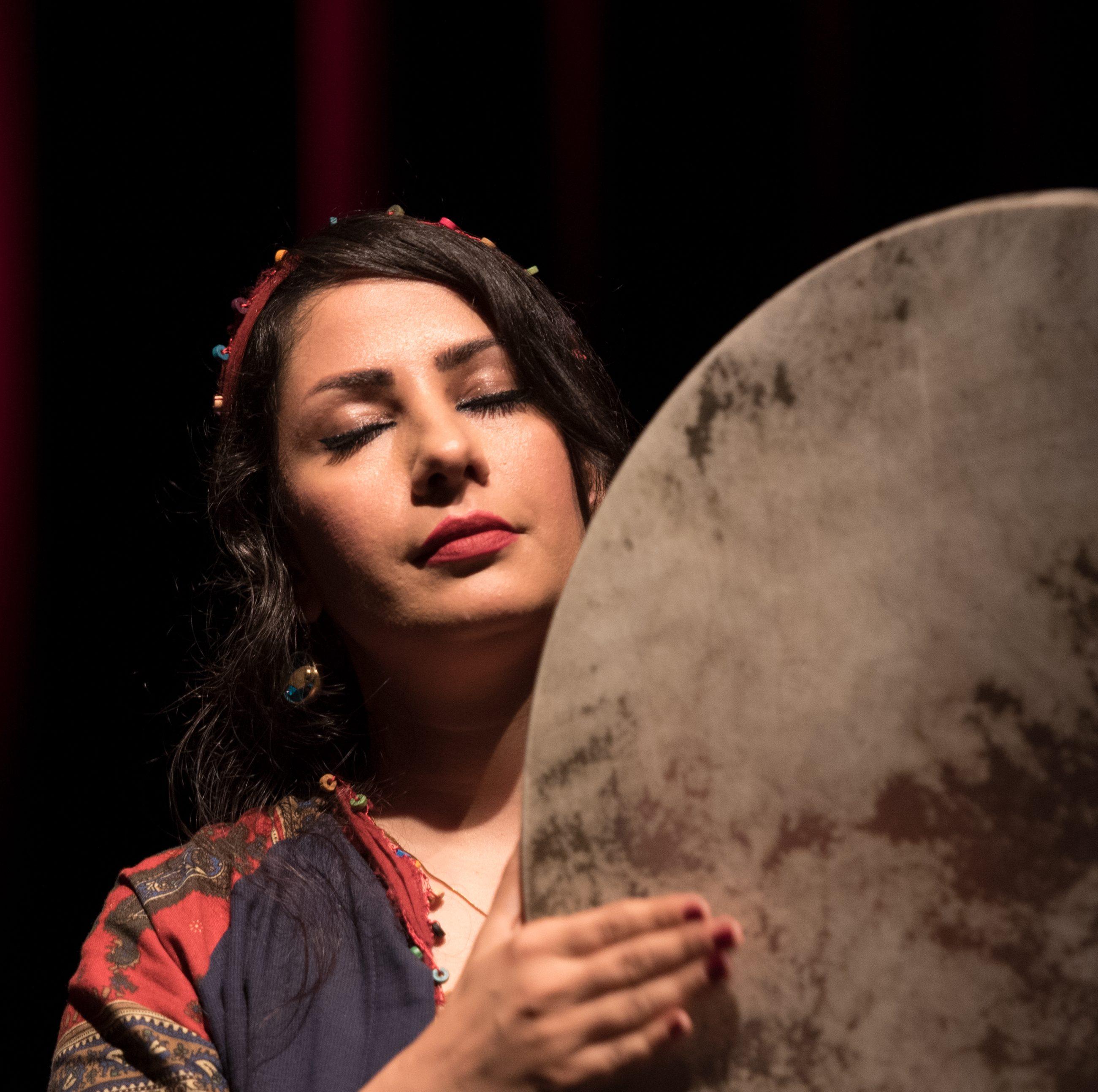 Persische und spirituelle Musik der Sufis mit Maryam Hatef und Mohsen Taherzadeh am 4. Juli 2019